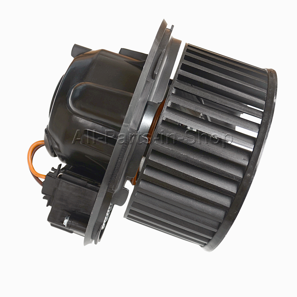 Heater Blower Fan Motor 1K2820015A For VW Touran Golf 5 6 Plus Caddy 3 4 Passat Jetta 3 4 EOS Tiguan Scirocco Sharan Bettle CC 2pcs t10 w5w clearance lights 12v led for vw golf 5 6 polo jetta bora passat 3c cc b7 tiguan touareg scirocco eos series