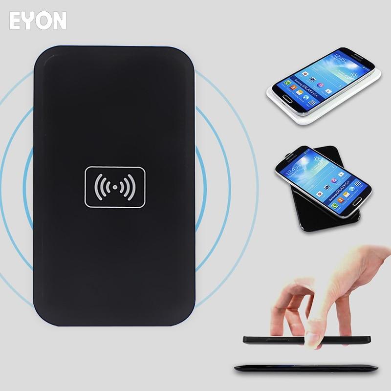 EYON Qi vezeték nélküli töltőbetét Samsung S6 S8 S7 Edge + 5. - Mobiltelefon alkatrész és tartozékok