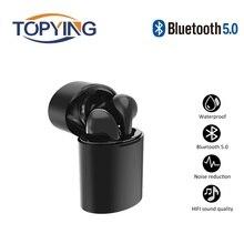 цена на X10 Tws Bluetooth Earphones Wireless Earbuds gaming headset Portable 5-6 hour working Headphones with Charging Box for xiaomi