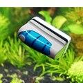 Новинка 2017  Магнитный аквариум для рыб  стеклянный скребок для водорослей  Магнитная щетка  аквариумный бак  инструменты для аквариума  плав...