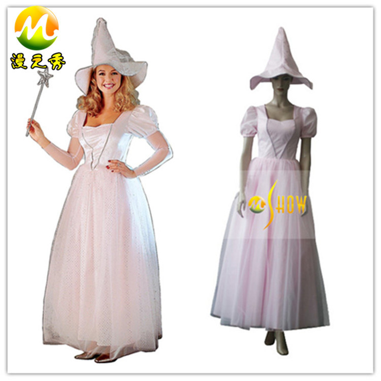 Good Witch Cosplay Costume Halloween Costumes Girls Dance Play