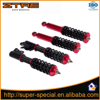 For 85 98 VW Golf Jetta High Quality Height Adjustable Coilovers Twin tube shock absorber design Shock Absorber Coilover