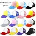 Новый Тип 2015 MOQ = 1 ШТ. Мода Классический Водителя Грузовика Пена Сетки Hat Бейсболки Solid Color Adjust Hat Бесплатно доставка