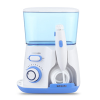 Waterpulse Dental Flosser Water Jet Oral Care Teeth Cleaner Oral Irrigator Water Flosser Portable Irrigator Dental