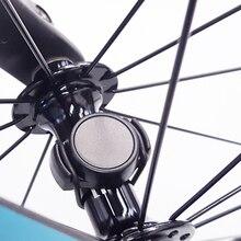 Bluetooth ANT+ сенсор IPX7 водонепроницаемый мини велосипед велосипедный Компьютер скорость метр Датчик Каденции фитнес MapMyRide 200 часов