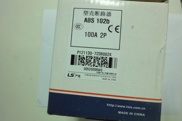 цены [ZOB]  ABS 102B  air circuit breaker switch --2PCS/LOT