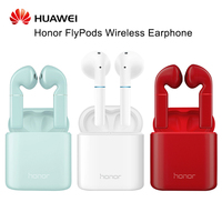 HUAWEI honor FlyPods FlyPods Pro Bluetooth 5.0 Wireless Earphone with Mic Music Touch Waterproof Headset Handfree Dynamic