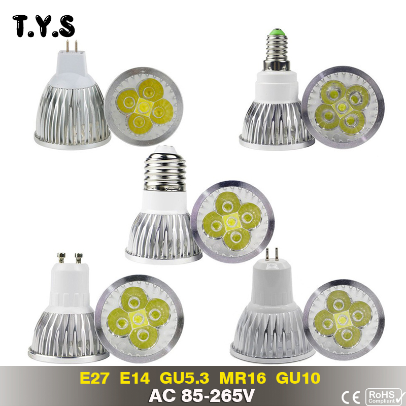 <font><b>LED</b></font> Spotlight E14 <font><b>E27</b></font> GU10 MR16 GU5.3 <font><b>LED</b></font> 220V 110V <font><b>12V</b></font> Bulb Lamp warm cool white ceiling <font><b>led</b></font> spot lights for home Chandelier