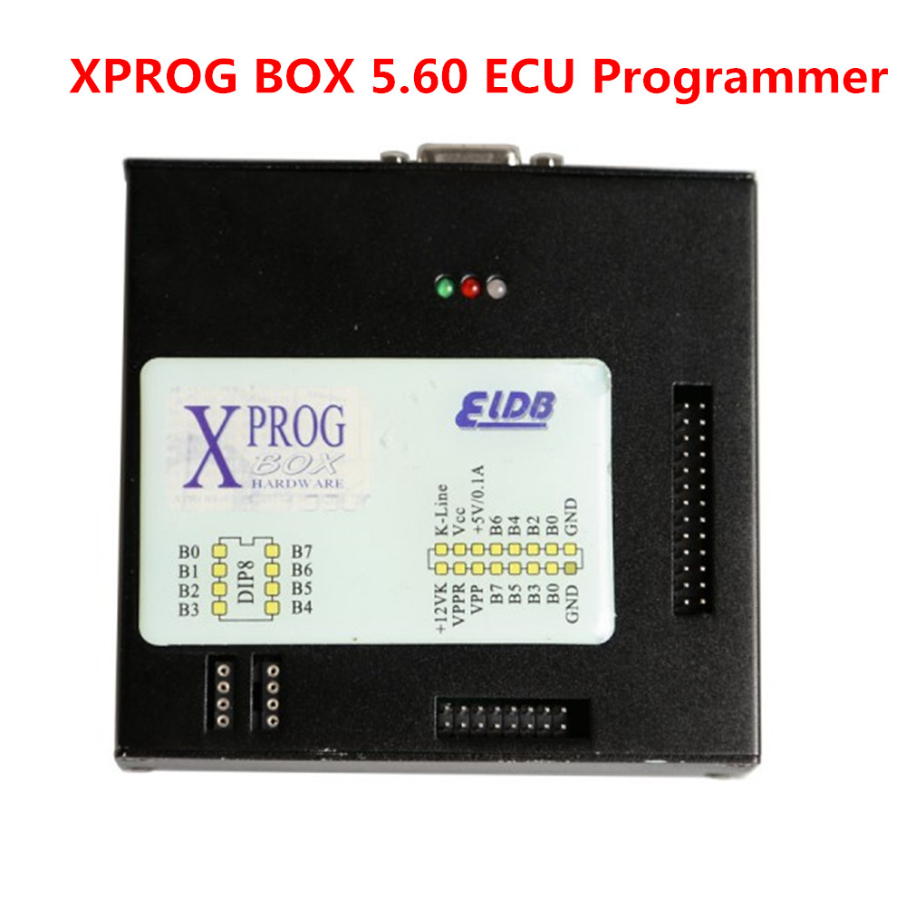 2016 Newest Xprog V5 60 ECU Programmer with USB Dongle X PROG M Programmer 5 60