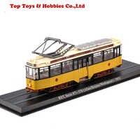 Jouets pour enfants Tram Atlas Vehicle1/87 Serie 471-570 Allan/beijing/Werkspoor Tram conteneur Transporter enfants jouets chariot Bus cadeau