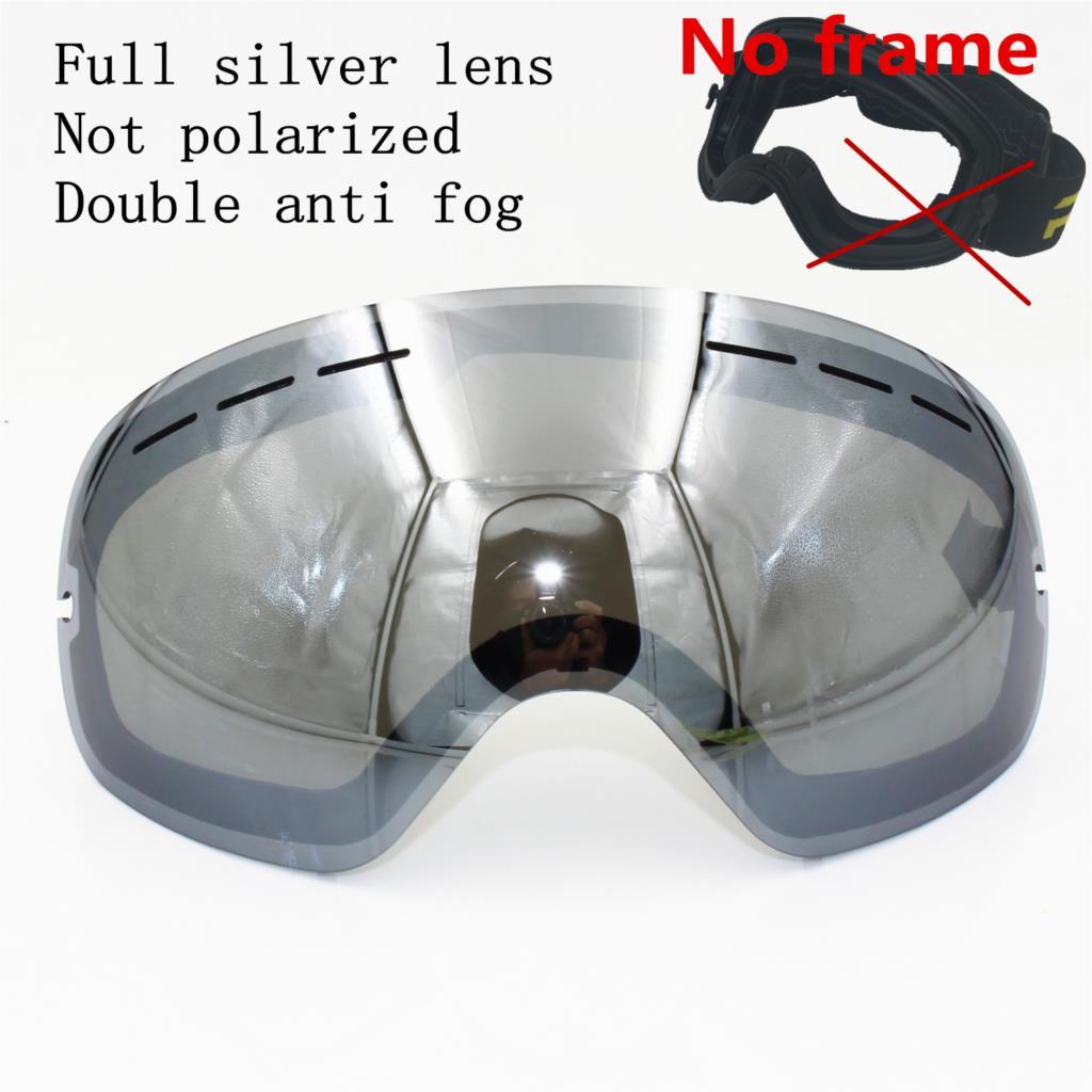 Silver lens(No frame