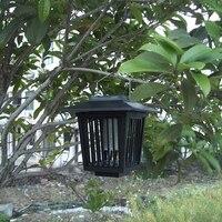 Solar Insect Pest Bug Mosquito Killer Zapper Lamp Garden Lawn Light Mosquito Killer Water-proof Zapper Lamp Garden Lawn Light 4