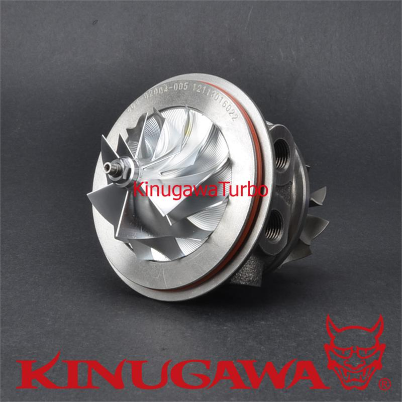 Kinugawa Billet Turbo Cartridge CHRA for SUBARU TD04L TD04L-13T WRX Forester EJ20 EJ25 turbo rotor assembly shaft wheel td04l 49377 04100 14412 aa260 a231 49377 04300 for subaru forester impreza 58t ej20 ej205 2 0l