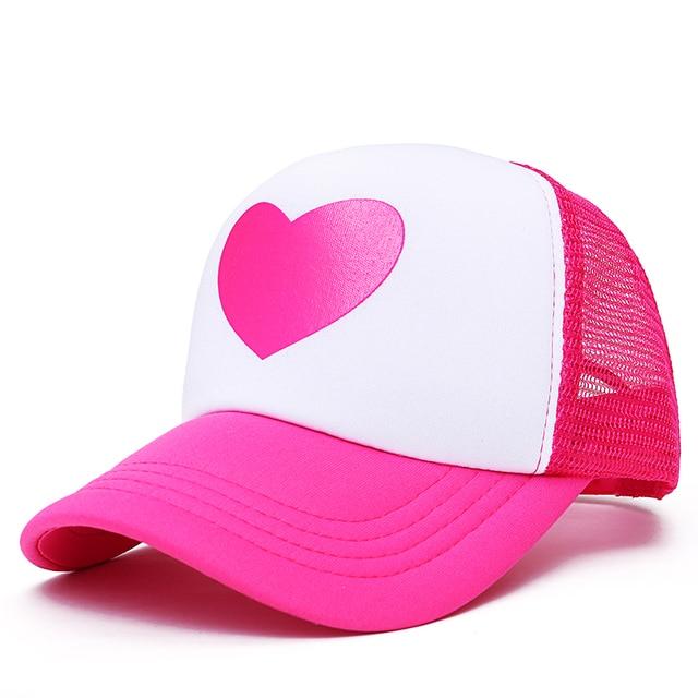 Voron 2017 nueva lindo rosa gorra de béisbol para mujeres con malla verano  SnapBack sombrero gorras 2b1c3eaac65