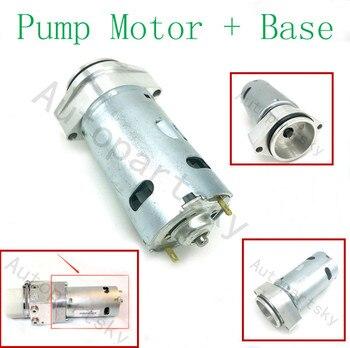 Nuovo Motore della Pompa + Base per BMW Z4 E85 Cabrio Top Idraulico Tetto Motore della Pompa OE #54347193448 HB80008-002 7193448 7016893