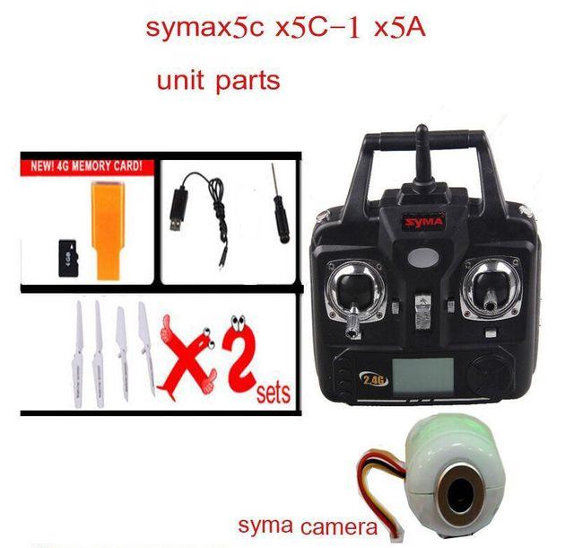 Aliexpress buy symax5c x5c 1 x5a remote control aircraft unit symax5c x5c 1 x5a remote control aircraft unit parts camera remote control usb line screwdriver altavistaventures Gallery