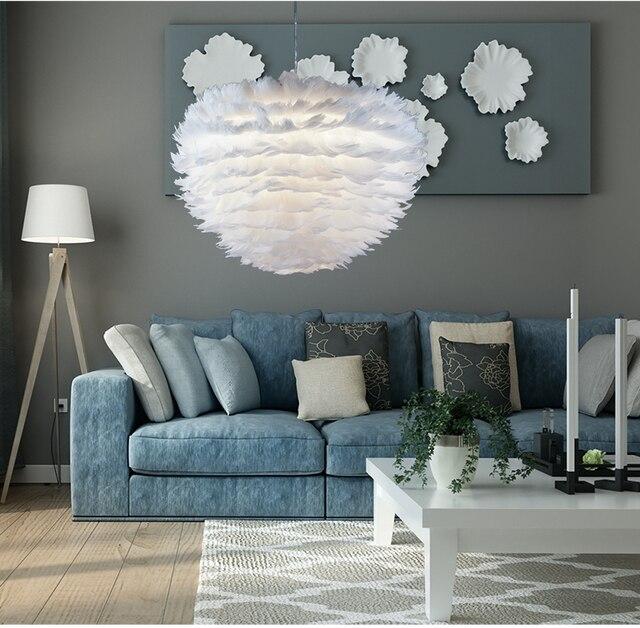 Moderne eenvoudige woonkamer hanglampen slaapkamer A1 Amerikaanse ...