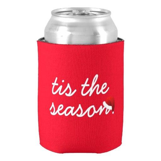 xmas gift for children beverage insulator drink insulators tis the
