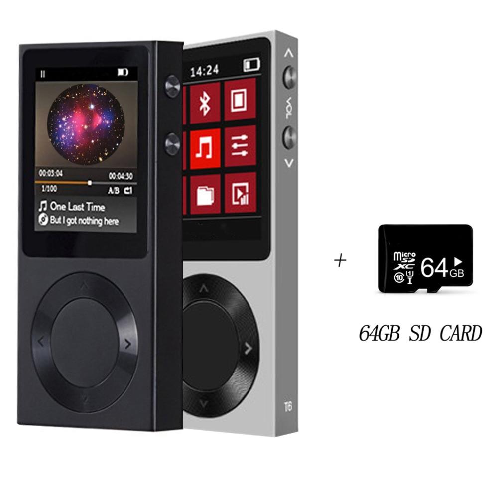 Ursprünglicher BENJIE Bluetooth MP3-Player unterstützt 256G - Tragbares Audio und Video