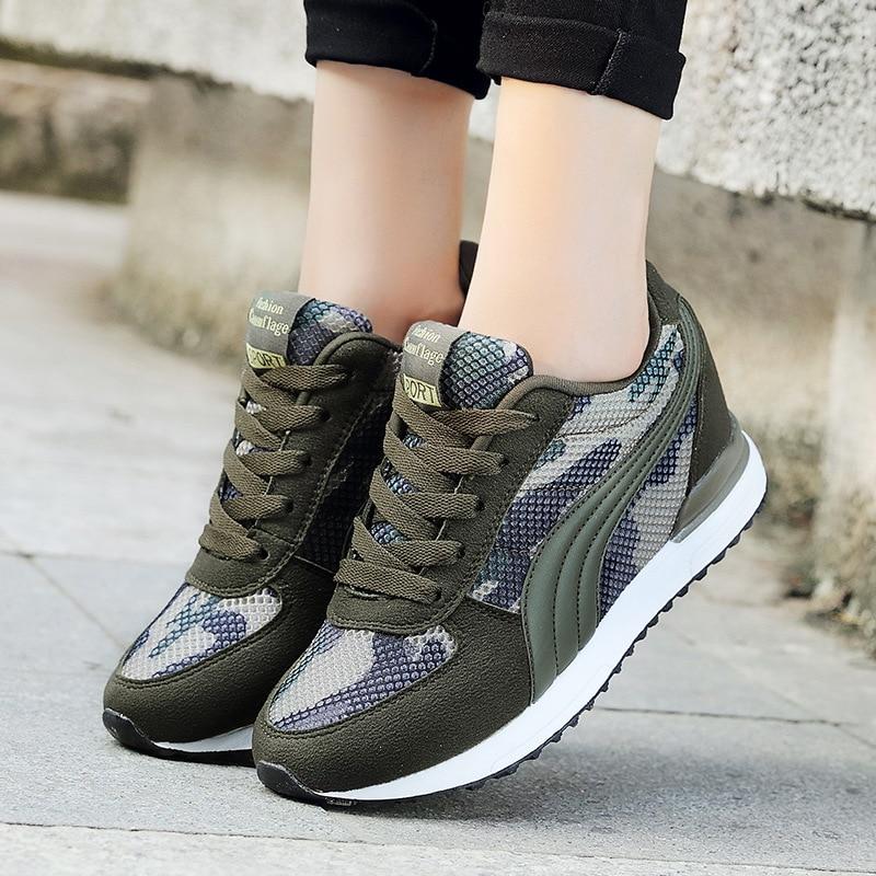 2018 spring new women sneakers lightweight fly women font b running b font shoes shock Outdoor