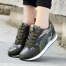 2018 spring new women sneakers lightweight fly women running shoes shock Outdoor comfort female sport shoes
