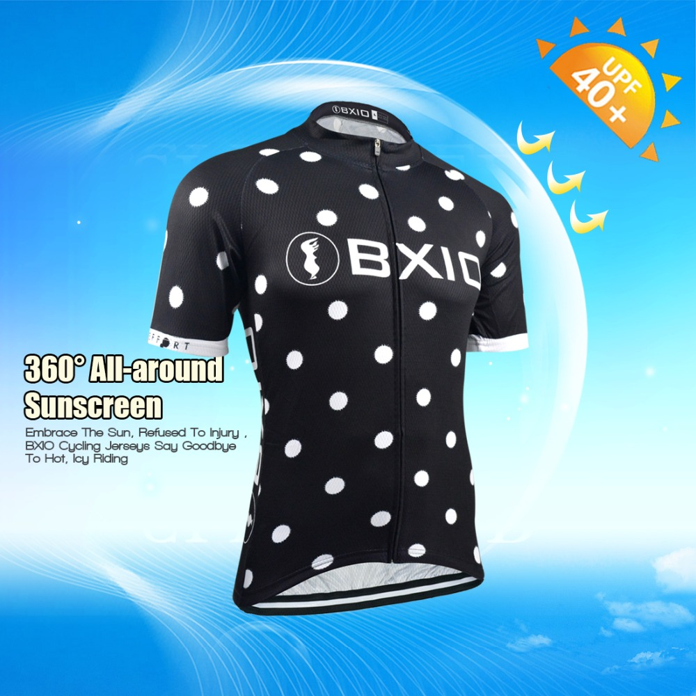 38f768e2b BXIO Women Cycling Jerseys Bicycle Uniform Roupa Ciclismo De France Bike  Wear Maillot Pro Team Bike Clothing BX 0209H038 J-in Cycling Jerseys from  Sports ...