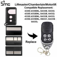 433.92mhz Chamberlain Liftmaster 4335E compatible Remote control Liftmaster garage gate door opener keyfod command rolling code
