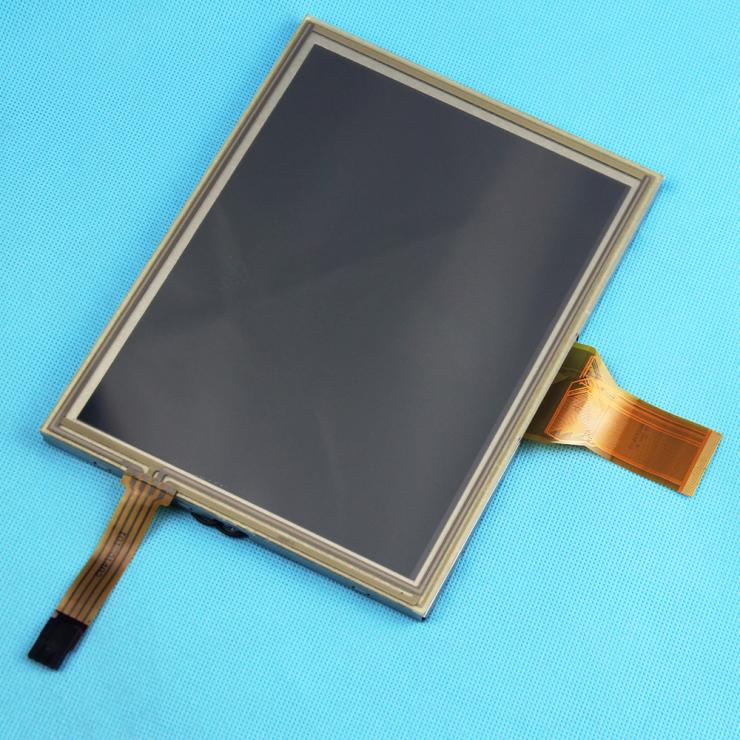 ФОТО 100% New A+ 8 inch INNOLUX TFT LCD Display 4:3 AT080TN52 800*600 With Touch Screen Panel
