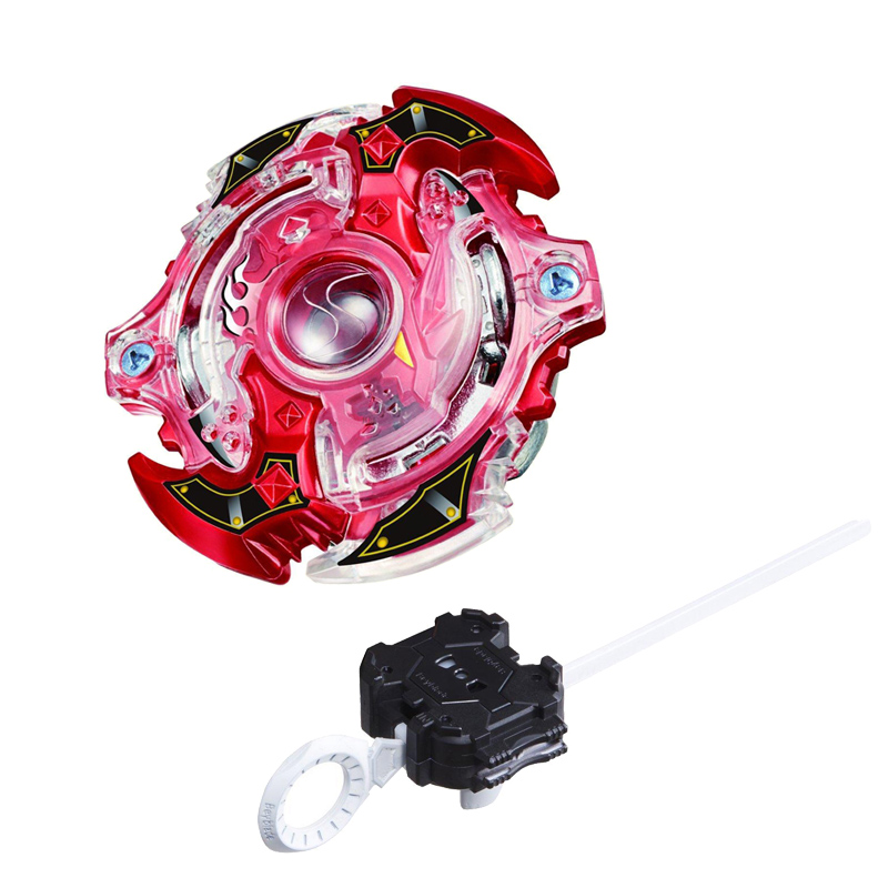 Original TOMY Toupie Beyblade Burst B-35 STORM SPRIGGAN.K.U with launcher Arena bey blade bayblade Top Spinner Toy for kids gift original tomy beyblade burst b 66 lost longinus n sp with launcher arena bey blade bayblade top spinner attack toy for kids gift