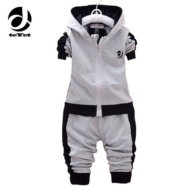 7d64c00749df1 1-3 ans bébé filles garçons vêtements ensemble bébé filles ensemble automne  hiver survêtement pour