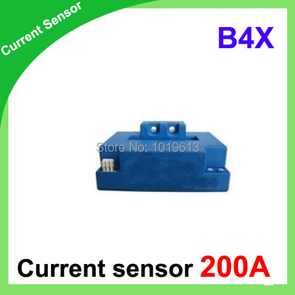 B4 hall effect current transducer High  hall effect   current sensor 200A b4 hall effect current transducer high hall effect current sensor 200a