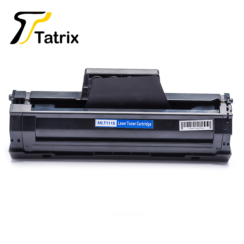 1PK Black MLT-D111S MLT D111S Toner Cartridge Compatible For Samsung SL-M2020 2020W 2022 2022W 2070 2070W Printer