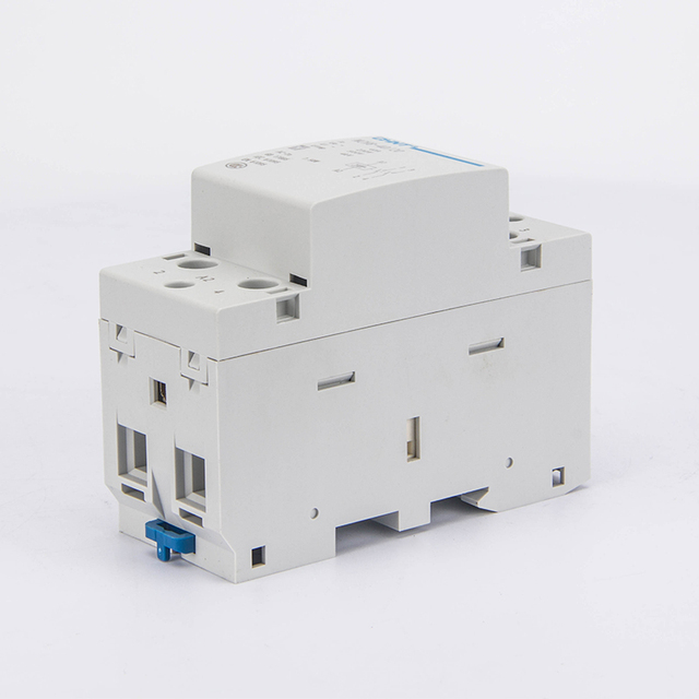 CHINT Mini single-phase AC contactor 220V Din Rail Type NCH8-40/20 two Normally Opem 2P 40A