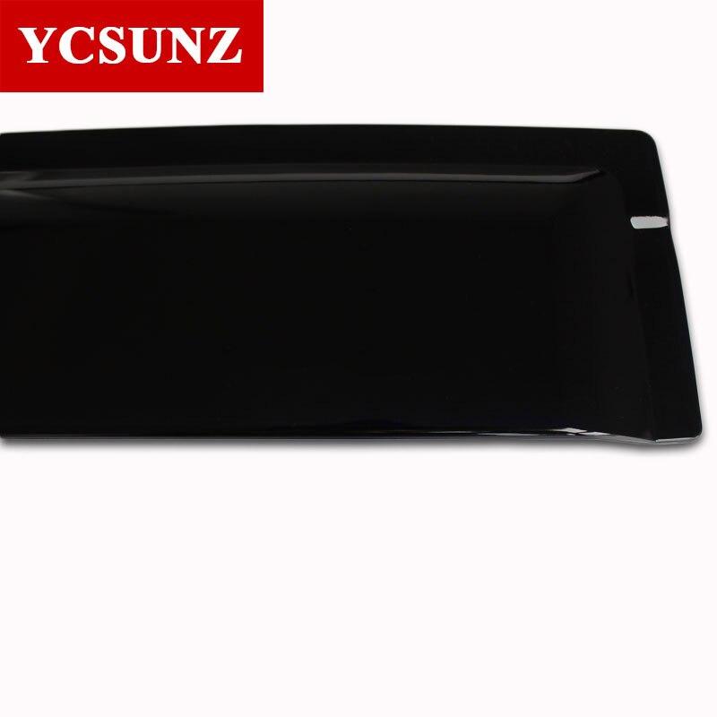 Ներարկում Սև մեքենայի քամու - Ավտոմեքենայի արտաքին պարագաներ - Լուսանկար 4