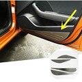 Interior Puerta Del Coche Guardias Edge Recortar la Cubierta Para Audi A3 8 V 2012-2015 4 unids