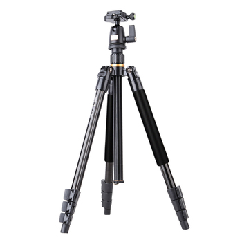 upgrade flip leg lock travel benro camera tripod  invert center column meet low angle shoot and marco shoot new kamera kit  Q510