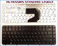 Versão russa ru teclado para hp pavilion g43 g4 g4-1000 g6 g6-1000 laptop 1056tu