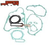 Motorcycle Complete Engine Cylinder Cover Overhaul Pad Gasket Set For Kawasaki KLR650 KLR 650 1987 2007