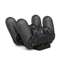 Snelle Oplader Voor PS4 Controller Gamepad Voor Playstation 4 Controle Dubbele Handvat Laders Dock Dual Usb Laadstation Stand