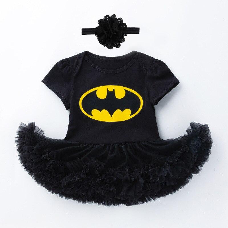 Bébé Nouveau-né Barboteuse à manches longues Superman//Batman Vêtements Garçons Combinaison Combinaison