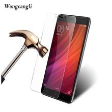 wangcangli protective glass for xiaomi redmi 5 plus Tempered Glass For Xiaomi Redmi note 5A pro note 5 note 3 Screen Protector цена