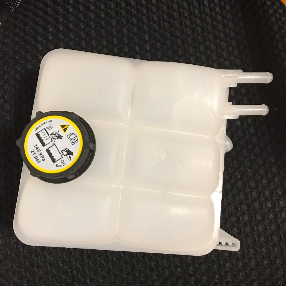 Vase d'expansion de liquide de refroidissement pour FORD 3M5H8K218AJ, 3M5H8K218AH, 3M5K8K218AC, 1 425 193