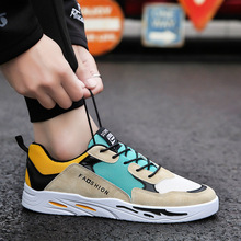 Men Casual Shoes Men Sneakers Brand