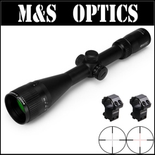 MARCOOL ALT 6-24X50 AOIR IR Iluminator China Airsoft Air Guns Hunting Riflescope Optical Sight Scope For Rifles Gun