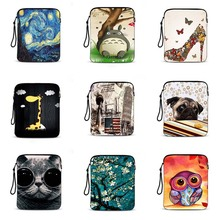 customize notebook bag 9.7 inch tablet case 10.1 laptop protective Case computer sleeve Cover pouch For ipad air IP-hot5