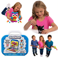 2016 New Kids Toys nuevo 150 + piezas accesorios DIY montaje de bloques de construcción de juguete establece mejor regalo para los niños brinquedos