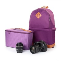Hot Sale Photo Sports Backpack For DSLR Camera Bag Waterproof Camera Case Bag For Nikon D90