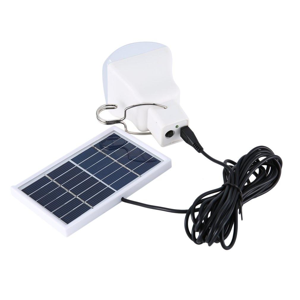 High Quality Solar Light Outdoor Indoor Solar Light Bulb Home Emergency Lighting Road Street Light Drop Shipping Sale Hot Sale