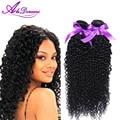 Alidoremi cabelo virgem brasileiro do cabelo encaracolado, black1b 3 bundle cabelo humano weave, barato brasileiro profunda curly virgem cabelo extensão