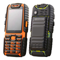9800mAh Long Standby Original Guophone A6 Dual Sim Cards 2.4``Flashlight Power Bank Dustproof Waterproof Cellphone